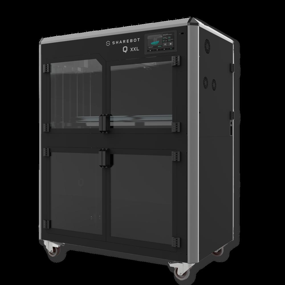 Sharebot US professional 3d printers sharebot qxxl