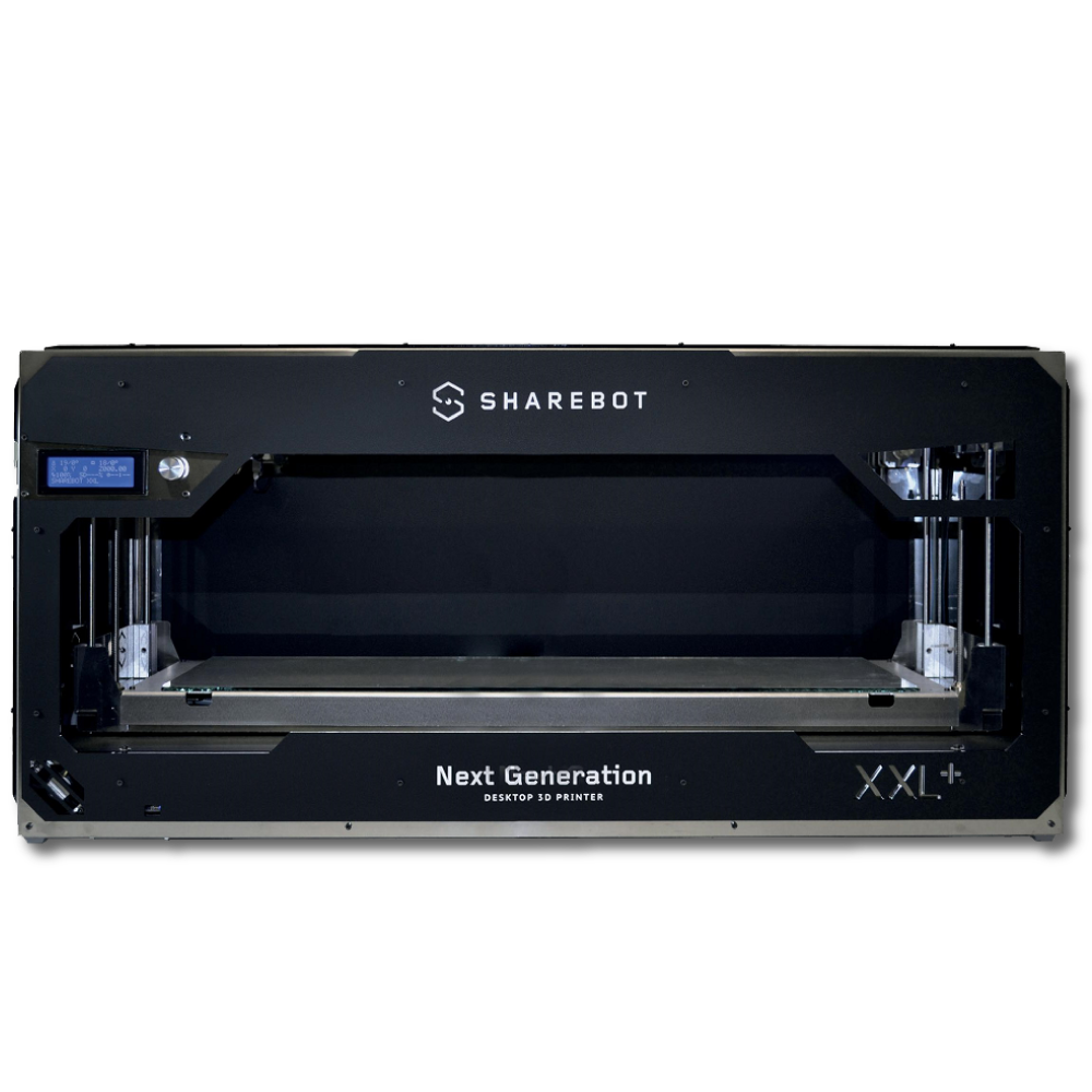 Sharebot xxl plus 3d drucker sharebot de germany