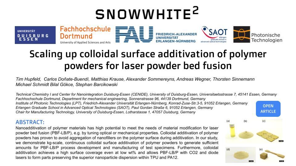 SnowWhite2 Whitepapers