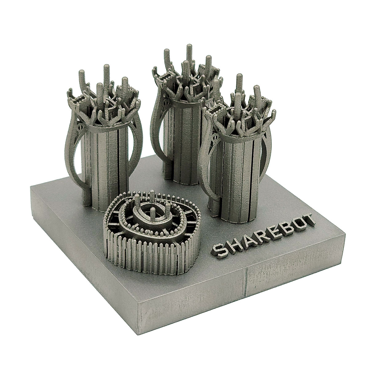 Sharebot MetalONE Rings Jewelry